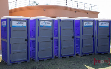 Portable Toilets/ Showers/ Water Bowser Hire